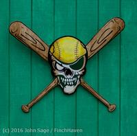 4980 Softball v Belle-Chr 032616