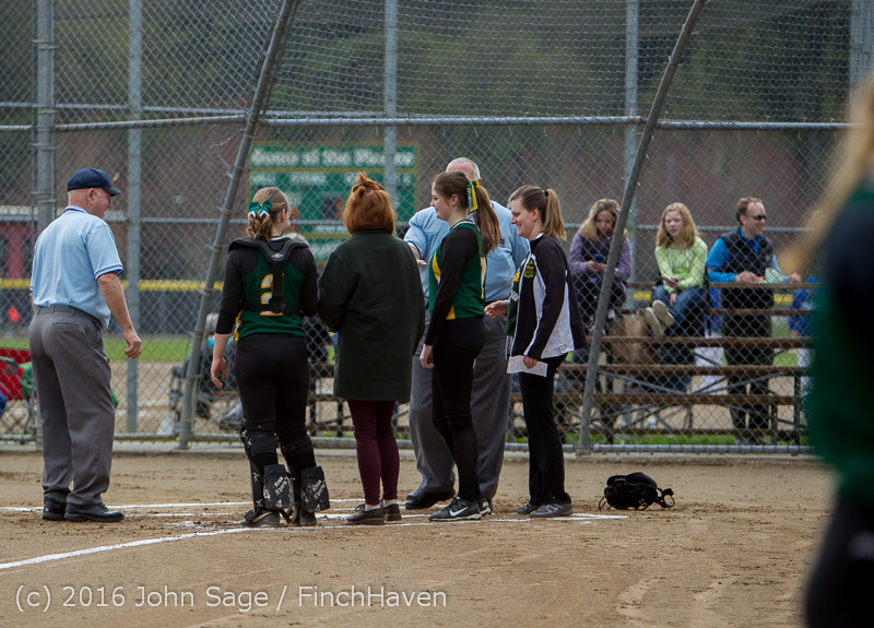 4989 Softball v Belle-Chr 032616
