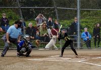 5072 Softball v Belle-Chr 032616