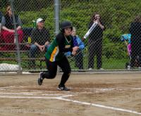 5329 Softball v Belle-Chr 032616