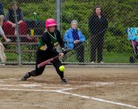 5386 Softball v Belle-Chr 032616