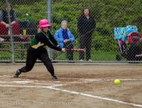 5387 Softball v Belle-Chr 032616