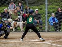 5406 Softball v Belle-Chr 032616