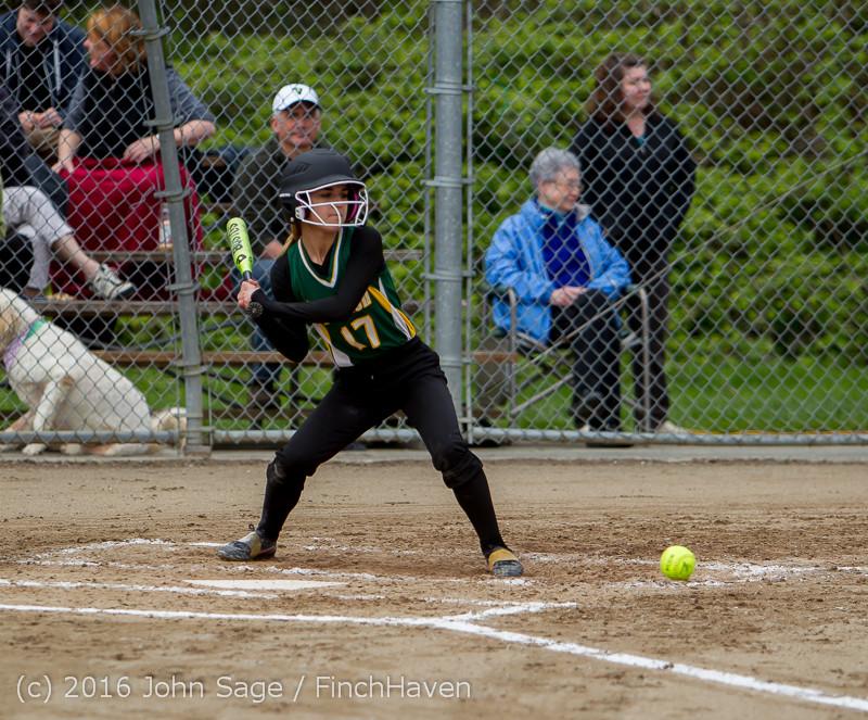 5427 Softball v Belle-Chr 032616