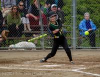 5469 Softball v Belle-Chr 032616