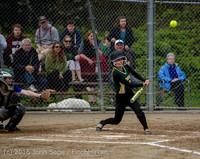 5470 Softball v Belle-Chr 032616