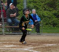 5476 Softball v Belle-Chr 032616