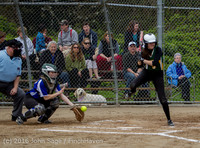 5509 Softball v Belle-Chr 032616