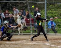 5540 Softball v Belle-Chr 032616