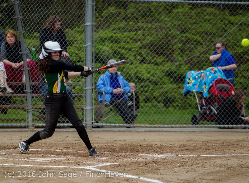 5549 Softball v Belle-Chr 032616