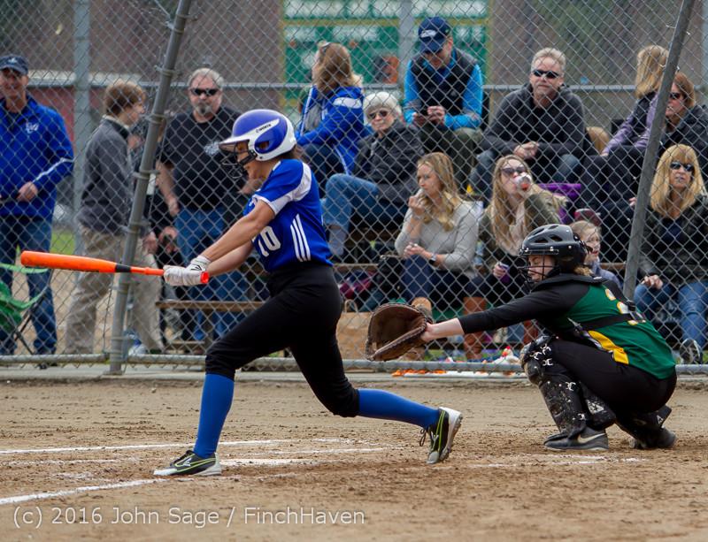 5688 Softball v Belle-Chr 032616