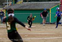 5726 Softball v Belle-Chr 032616