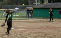 5737 Softball v Belle-Chr 032616