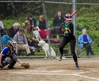 5754 Softball v Belle-Chr 032616