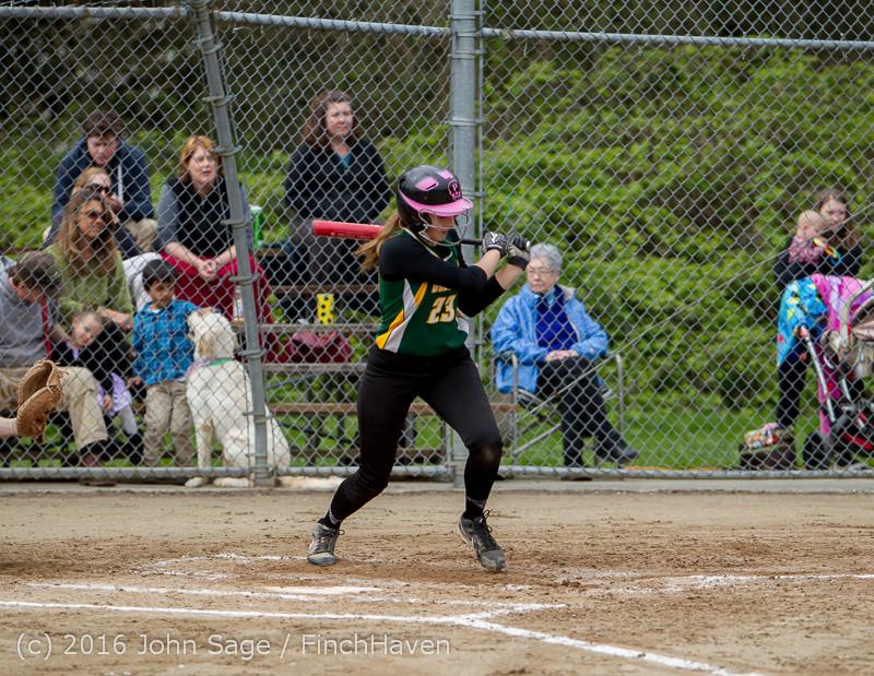 5759 Softball v Belle-Chr 032616