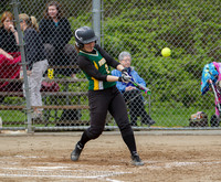 5792 Softball v Belle-Chr 032616