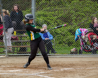 5793 Softball v Belle-Chr 032616