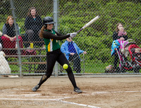 5828 Softball v Belle-Chr 032616