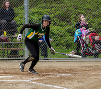 5834 Softball v Belle-Chr 032616