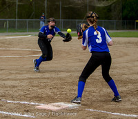 5844 Softball v Belle-Chr 032616