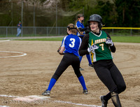 5854 Softball v Belle-Chr 032616