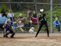 5877 Softball v Belle-Chr 032616