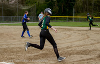 5894 Softball v Belle-Chr 032616