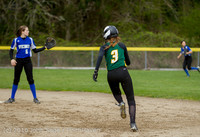 5905 Softball v Belle-Chr 032616