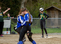 5942 Softball v Belle-Chr 032616