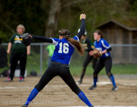 5947 Softball v Belle-Chr 032616