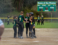 6035 Softball v Belle-Chr 032616