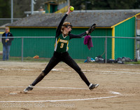 6052 Softball v Belle-Chr 032616
