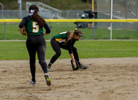 6061 Softball v Belle-Chr 032616