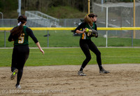 6066 Softball v Belle-Chr 032616