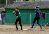 6073 Softball v Belle-Chr 032616