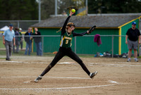 6091 Softball v Belle-Chr 032616
