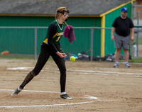 6093 Softball v Belle-Chr 032616