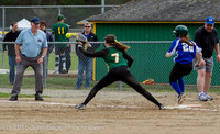 6136 Softball v Belle-Chr 032616