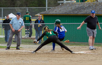6139 Softball v Belle-Chr 032616