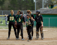 6178 Softball v Belle-Chr 032616