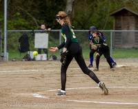6194 Softball v Belle-Chr 032616