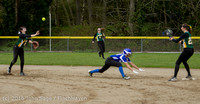 6244 Softball v Belle-Chr 032616