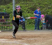 6331 Softball v Belle-Chr 032616