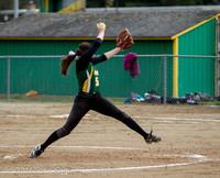 6445 Softball v Belle-Chr 032616