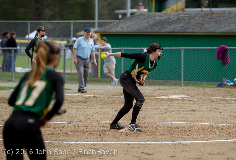6497 Softball v Belle-Chr 032616