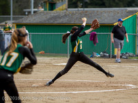 6549 Softball v Belle-Chr 032616