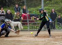 6696 Softball v Belle-Chr 032616