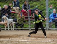 6819 Softball v Belle-Chr 032616