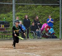 6826 Softball v Belle-Chr 032616