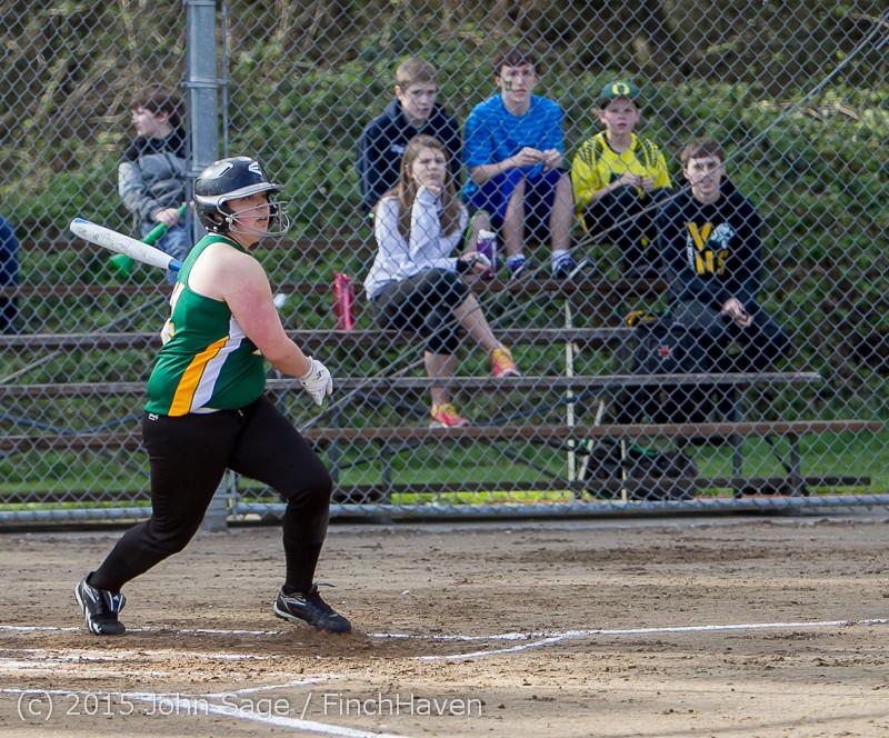 3679 Softball v Darrington 031815